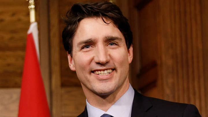 Trudeau says he welcomes reformed terrorists in Canada