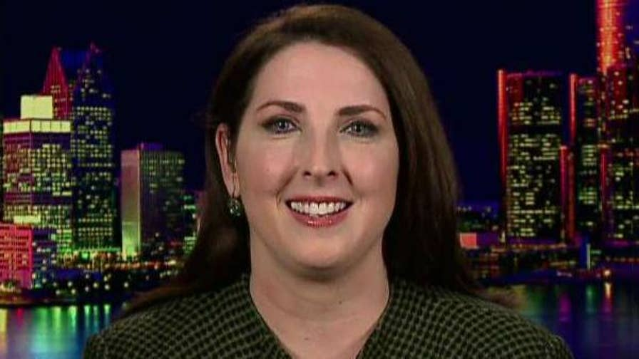 RNC chairwoman speaks out on 'Hannity.'