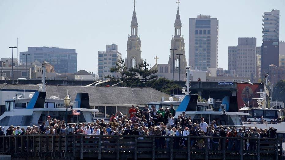 Ex-Marine accused of plotting San Francisco terror attack