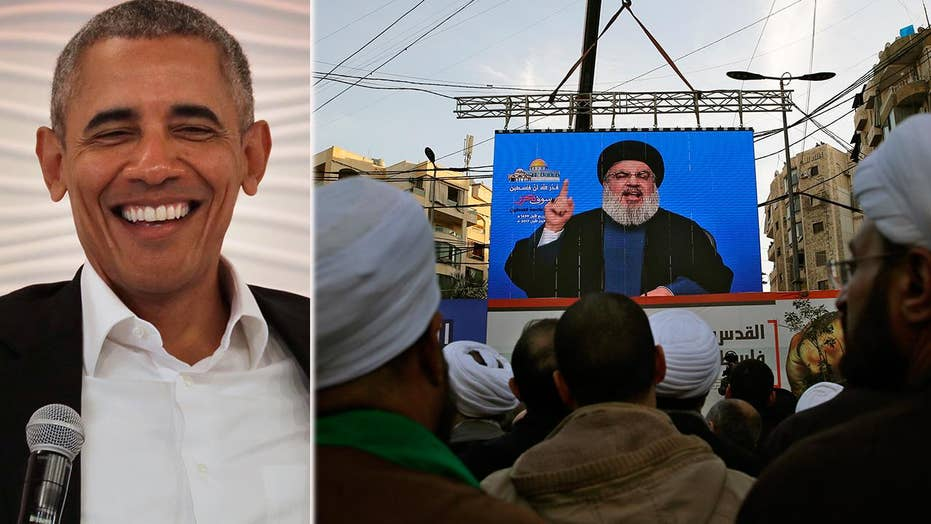 Media ignoring report Obama admin. gave Hezbollah a pass?