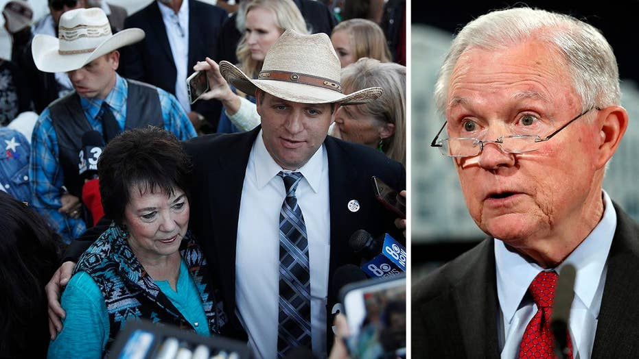 Sessions calls for probe of Bundy case after mistrial