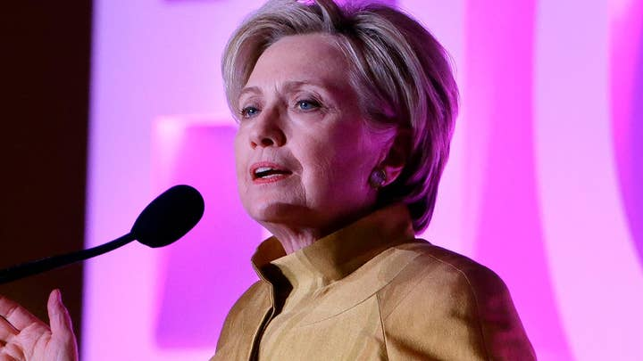 Does Clinton camp fear appointment of special counsel?
