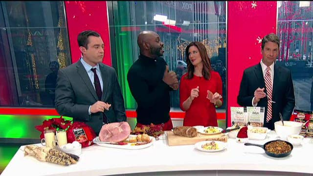 Chef Mark Bailey shares his big Christmas brunch