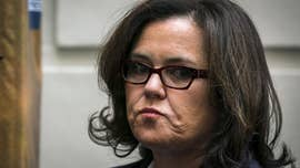 Rosie O'Donnell predicts Trump will 'be arrested' before 2020 election