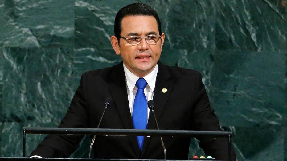 Guatemala to move embassy to Jerusalem