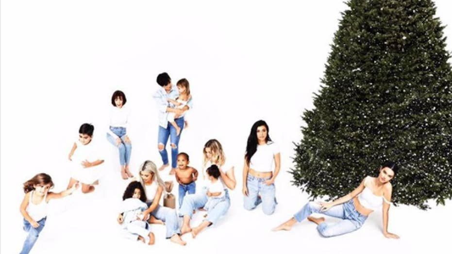 Kim Kardashian and  Kylie Jenner: Fans feel scrooged after Christmas twitter post