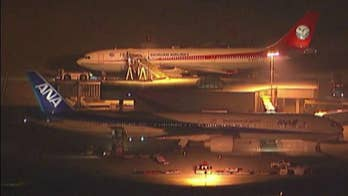 Plane was four hours into trip before turning around for Los Angeles; William La Jeunesse reports on what happened.