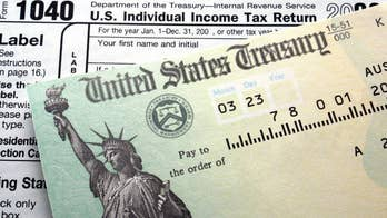 A new poll from Jackson-Hewitt finds nearly a third of Americans plan to use their tax refund to pay off their holiday bills, after a massive shopping season.