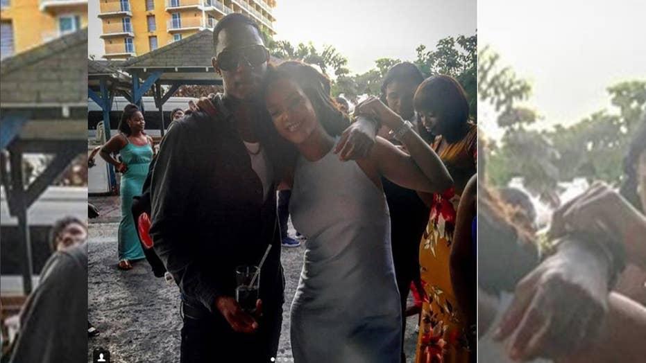 Rihanna's cousin shot dead, calls for end to gun violence