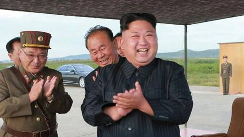 A record-setting year for North Korea's weapons program