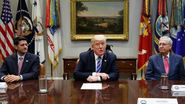 Charles Hurt looks ahead to Trump's 2018 legislative agenda