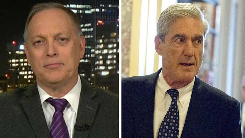 Rep. Andy Biggs tells Mueller to end 'witch hunt'