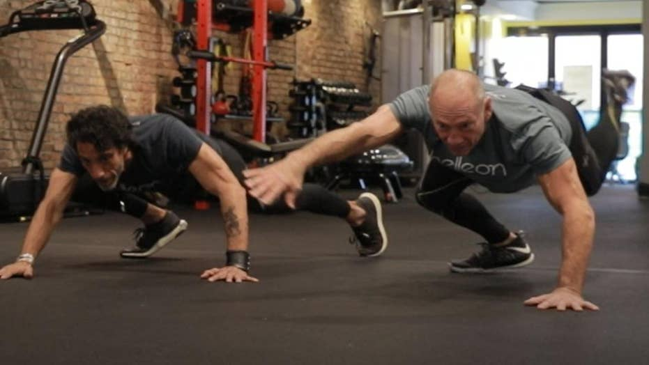New Year's fitness resolution? Try this new 'animal' workout