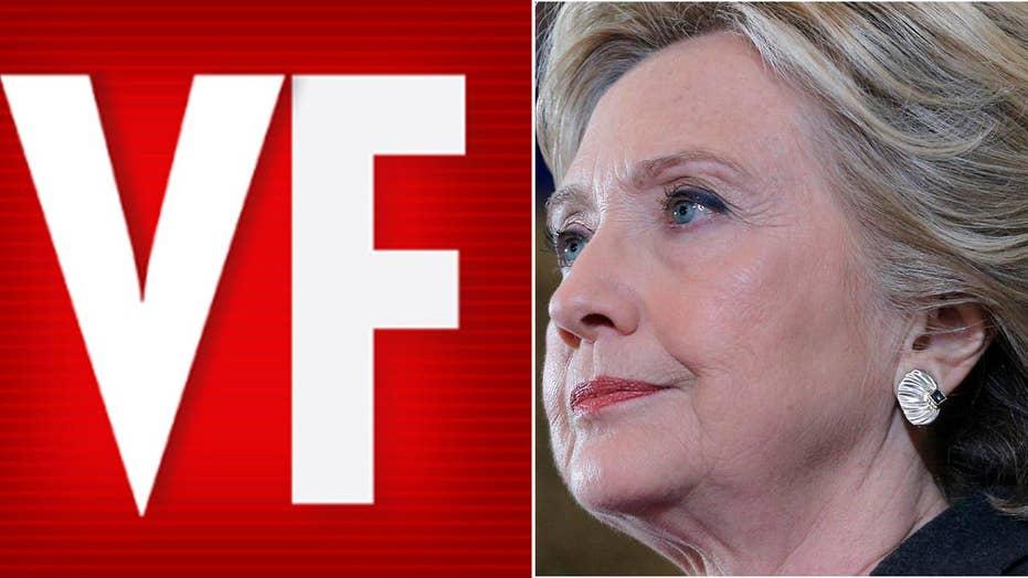 Vanity Fair under fire for 'Sexist' Hillary Clinton Video