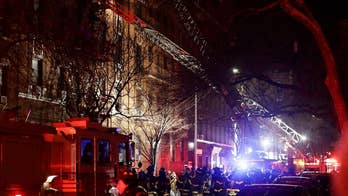 Mayor de Blasio is calling it one of the worst fires in the city's history.