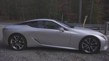 The 2017 Lexus LC500 is a sporty, luxurious grand tourer that presses (almost) all of the right buttons, says FoxNews.com Automotive Editor Gary Gastelu