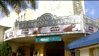 Movie ticket sales fell to lowest level since 1995; Claudia Cowan reports from Los Angeles.