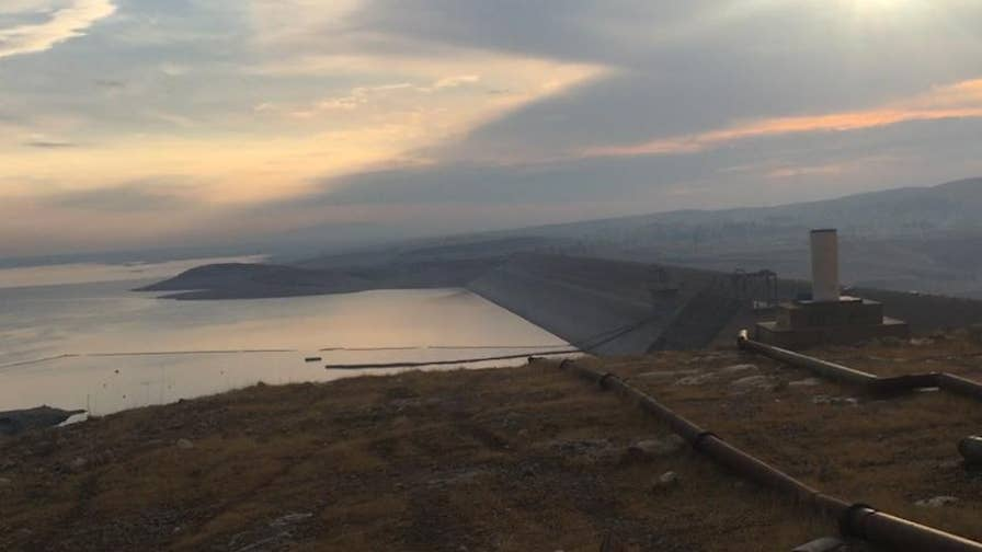 The race is on to fix Mosul Dam after ISIS occupation and war left the structure in danger of collapsing which can potentially harm millions of lives.