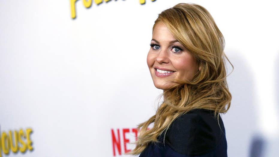 Candace Cameron-Bure shares tips for living a healthier life