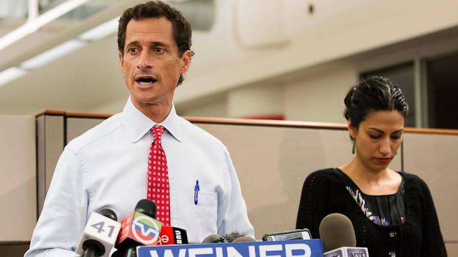 State Dept. releases Abedin emails found on Weiner's laptop