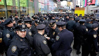 Unprecedented security measures expected for New Year's Eve