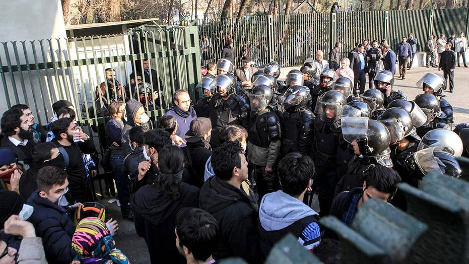 Eric Shawn reports: In Iran, 'death to the dictator!'