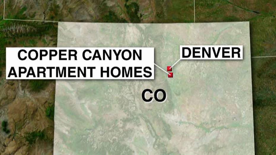 Colorado deputy killed responding to domestic disturbance