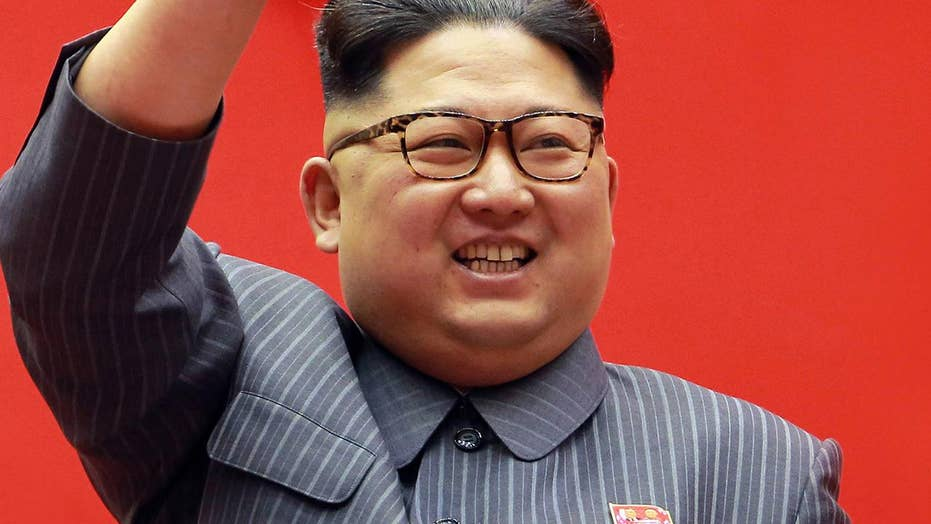 Kim Jong Un rings in the New Year with a new threat