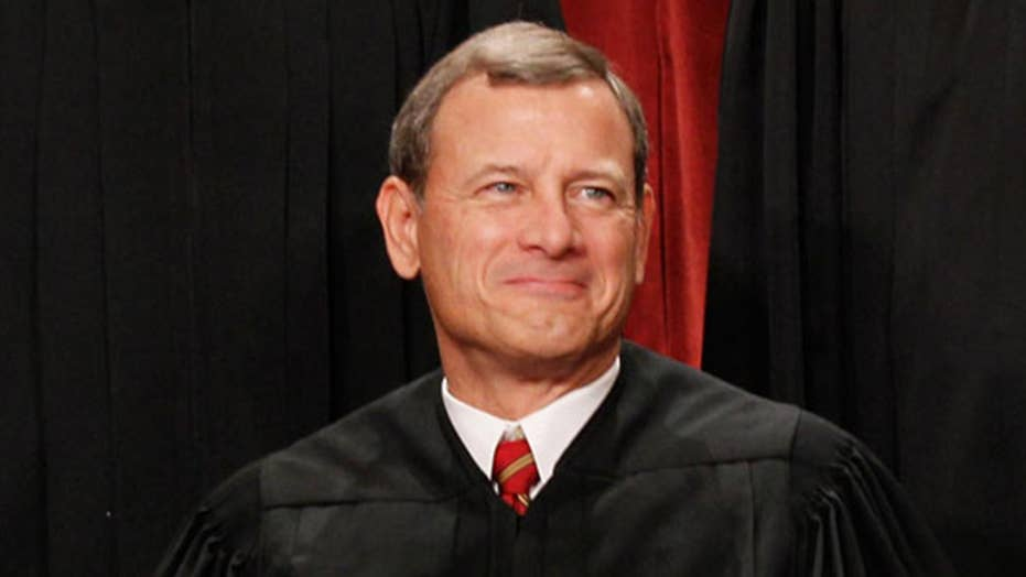 Roberts pledges review of federal court harassment policies