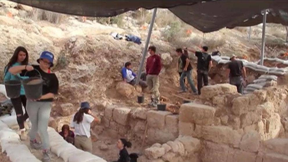 Incredible 1,500-year-old Christian mosaic uncovered in Israel