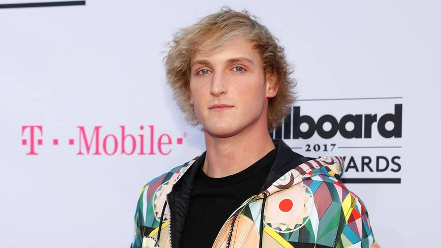 YouTube star Logan Paul apologizes for go gay comments to