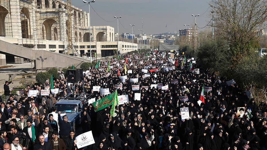 White House response to protests in Iran