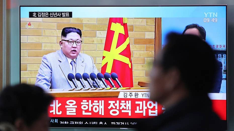 North Korea calls for improved relations with South Korea