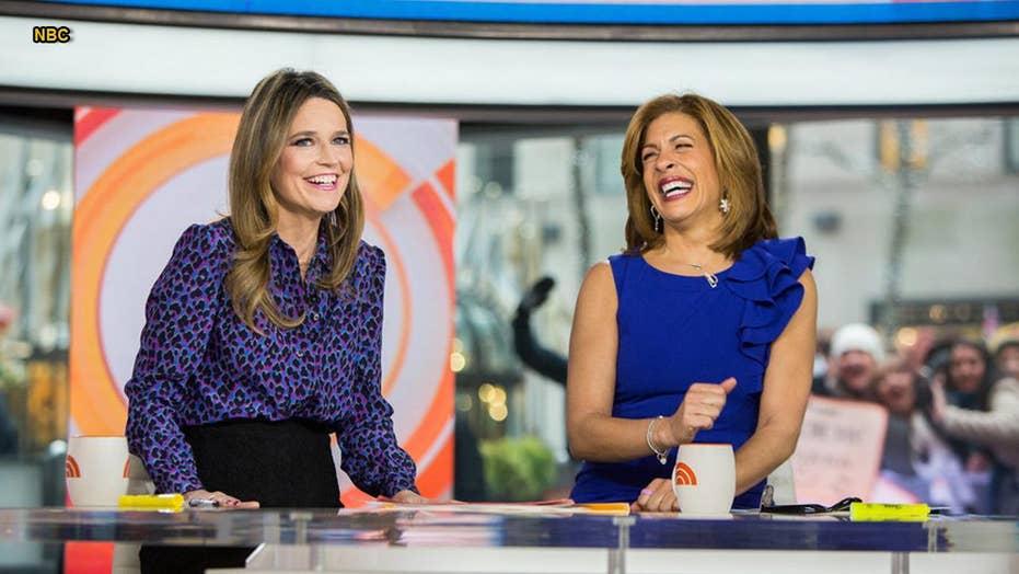 'Today' show names Hoda Kotb as permanent co-anchor
