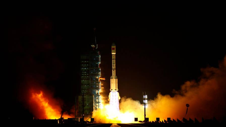 A Chinese space station lost contact with Tiangong-1, a craft that is expected to re-enter the earth's atmosphere sometime in the beginning of 2018. Some are concerned debris may hit populated areas.