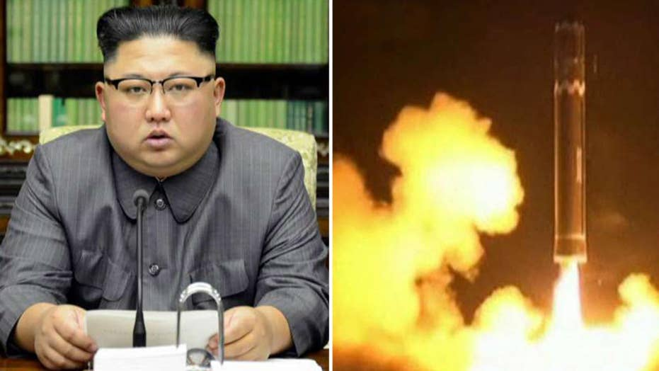 Trump threatens King Jong Un over nuclear button comments