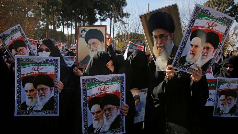 US calls for urgent United Nations meeting on Iran