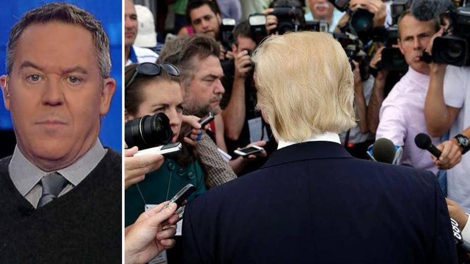 Gutfeld on Trump's media awards