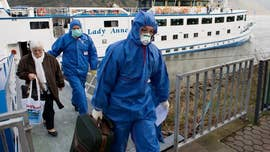 The health protection agency says that cruises are not breeding grounds for disease.