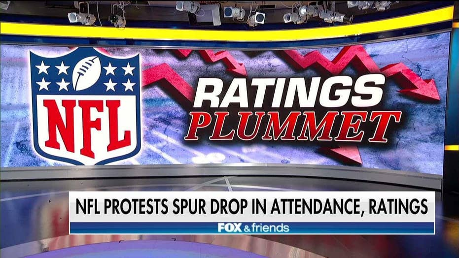 NFL's TV Ratings Dropped 10 Percent This Season Amid Lower Attendance