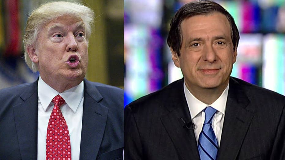 Kurtz: Will Folks Care About Trump's Journalism 'Prizes'?
