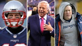 Is the air about to come out of the New England Patriots' dynasty?