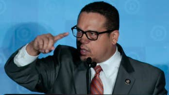 Tucker: Powerful Democrat praised Antifa handbook and its violence tactics in tweet. It's not the first time Ellison has said repugnant things, and Democrats should be terrified. #Tucker