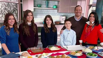 Fox News contributor and his family share their favorite recipe.