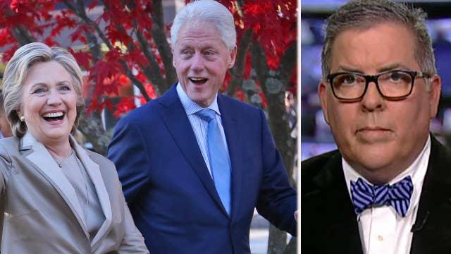 Former DOJ official talks probe into Clinton Foundation