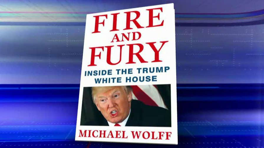The 'Special Report' all-star panel reacts to 'Fire and Fury' tell-all.