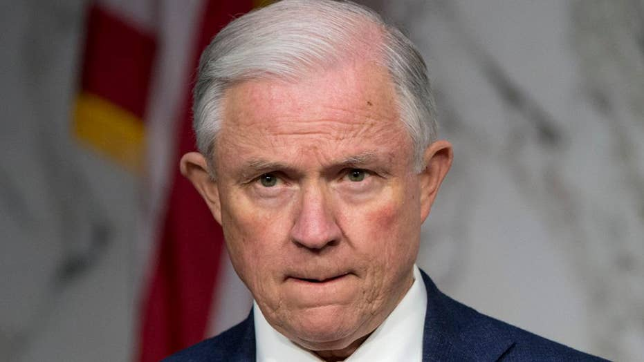 Sessions rescinds Obama-era policy allowing legal marijuana