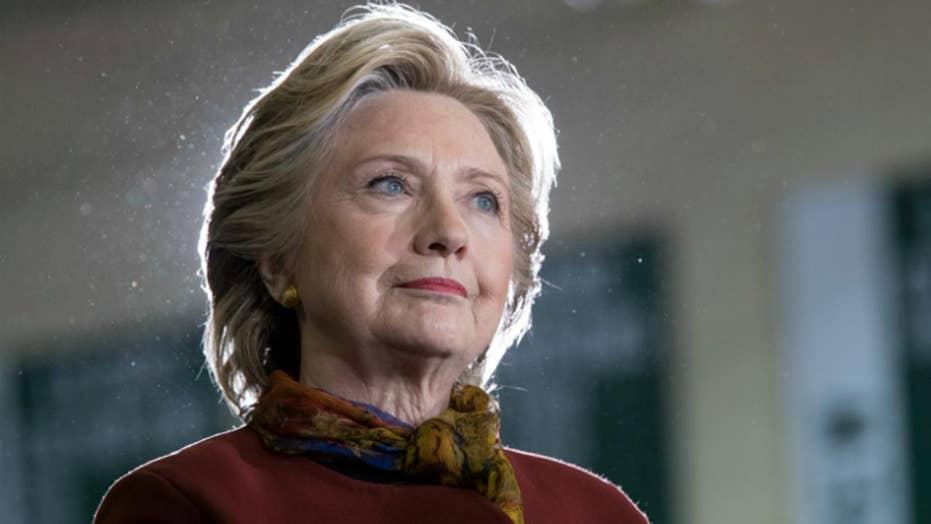 Hillary Clinton under investigation again