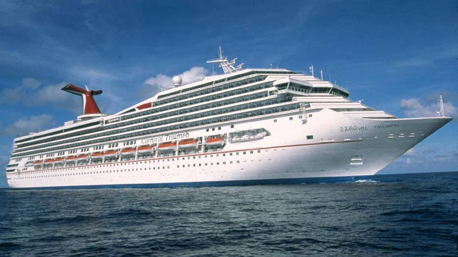 Popular Carnival cruise ship fails CDC sanitary inspection