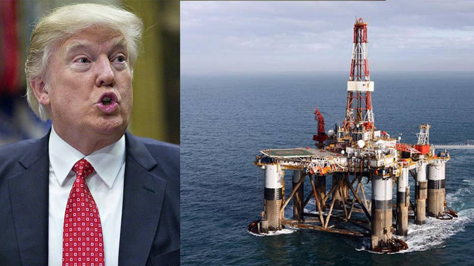 What does Trump's offshore drilling plan mean?